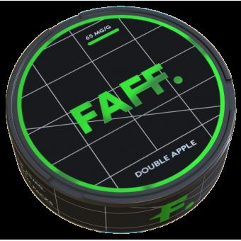 Жевательная смесь FAFF Кисло-сладкое яблоко (снюс). 65мг