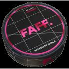 Жевательная смесь FAFF Ароматная малина RASPBERRY JINGLE (снюс). 75мг
