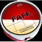 Жевательная смесь FAFF Клубничный чизкейк Strawberry Cheesecake (снюс). 75мг