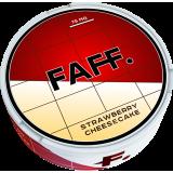 75мг FAFF Клубничный чизкейк Strawberry Cheesecake (снюс). Жевательная смесь