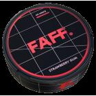 Жевательная смесь FAFF Клубничная жвачка STRAWBERRY GUM (снюс). 65мг
