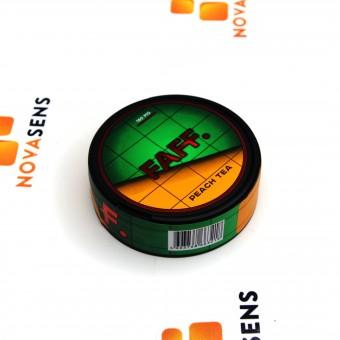 Жевательная смесь FAFF Персиковый чай Peach Tea (снюс). 150мг