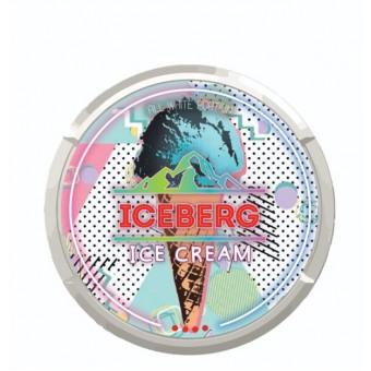 Жевательная смесь Iceberg Мороженое Ice Cream (снюс). 75мг