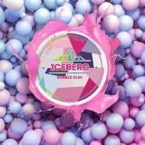 150мг Iceberg - Bubble Gum Жевательная резинка (снюс). Жевательная смесь