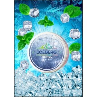Жевательная смесь Iceberg Ментол Menthol (снюс). 75мг