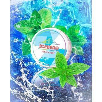 Жевательная смесь Iceberg Мята Mint (снюс). 75мг