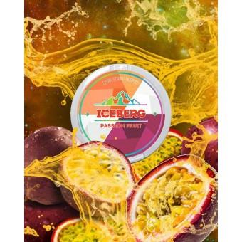 Жевательная смесь Iceberg Маракуйя Passion Fruit (снюс). 75мг