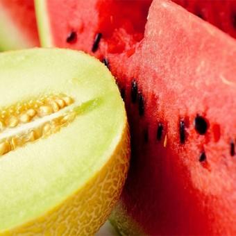 Жевательная смесь Iceberg Melon Mix Арбуз, дыня 75 мг