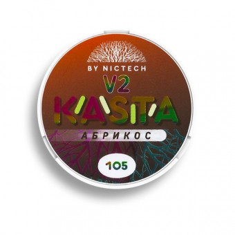 Жевательная смесь Kasta Limited Абрикос v2 (снюс) 101мг
