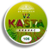 101мг Kasta Limited Ананас v2(снюс). Жевательная смесь