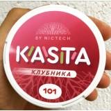 101мг Kasta Клубника (снюс). Жевательная смесь
