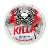 24мг Killa - Blueberry Черника (снюс). Жевательная смесь