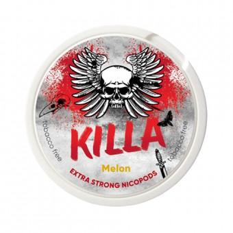Жевательная смесь 24мг Killa - Melon Дыня (снюс)