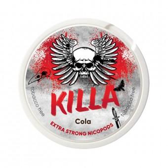 Жевательная смесь 24мг Killa - Cola Кола (снюс)