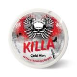 24мг Killa - Cold Mint Ментол (снюс). Жевательная смесь
