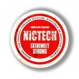 40мг Nictech Extra strong мята (красный) (снюс). Жевательная смесь