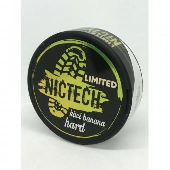 Жевательная смесь Nictech Limited Киви-Банан (снюс) 60 мг