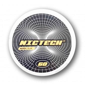 Жевательная смесь Nictech Mango Манго (снюс) 60 мг
