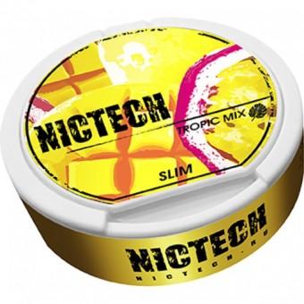 Жевательная смесь NICTECH Tropic MIX тропический микс (снюс). 60мг
