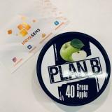 40мг Plan B Зелёное яблоко Green Apple (снюс). Жевательная смесь