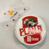 60мг Plan B Coconut Кокос (снюс). Жевательная смесь
