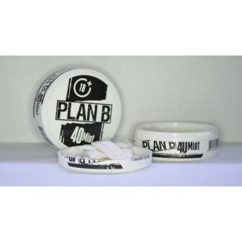 Жевательная смесь Plan B Мята Mint (снюс). 40мг