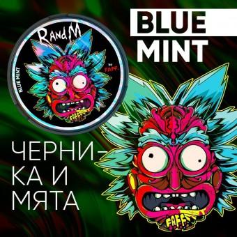 RandM - Blue Mint (Черника и мята) (снюс) Жевательная смесь