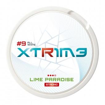 Жевательная смесь 20мг Xtrime - Lime Paradise Лайм