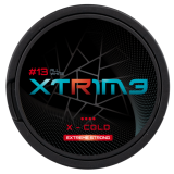 60мг Xtrime - x-cold Двойной холод (снюс). Жевательная смесь