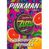 150мг ZuZu Pinkman Грейпфрут Черника (снюс). Жевательная смесь