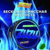 150мг ZuZu Kiwi Burn Энергетик с киви и яблоком (снюс). Жевательная смесь