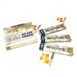 Бумага сигарет. Mascotte Slim Size Organic Combi Pack, Франция