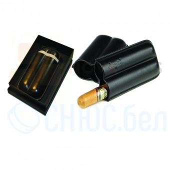 Чехол для сигар кожаный 812040