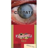 Сигариллы HANDELSGOLD Red cigarillos с ароматом вишни (5шт)