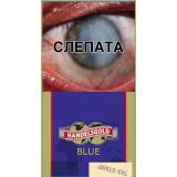 Сигариллы HANDELSGOLD Blue cigarillos с ароматом шоколада (5шт)