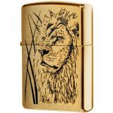 Зажигалка Zippo 204B Proud Lion, США