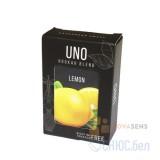 Uno (Уно) Лимон 50 г Смесь для кальяна без никотина