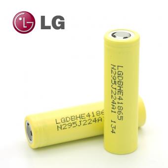 Аккумулятор 18650, LG HE4